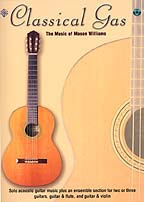 classical gas guitar book